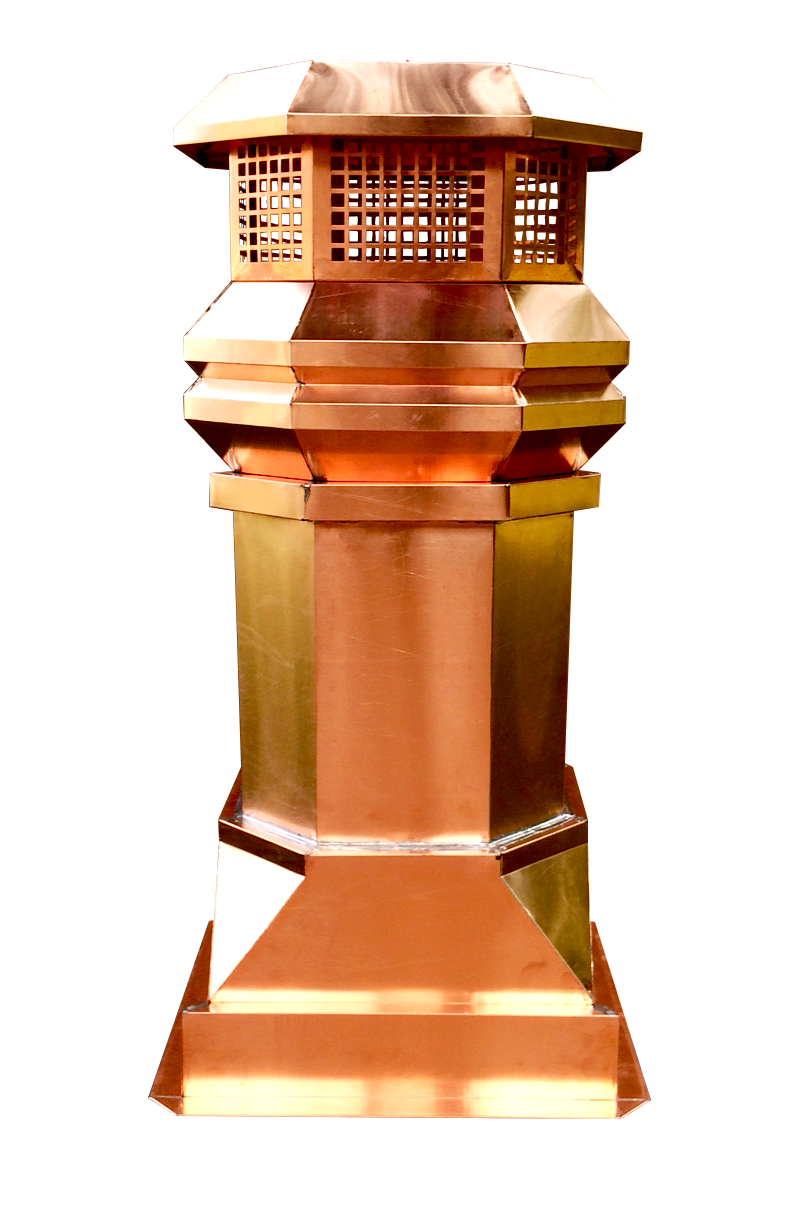 The Tudor Chimney Pot, Chimney Products, Haubstadt, IN